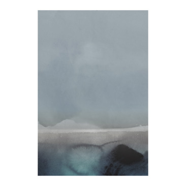 Tuft-/Webteppich HORIZON LAKE