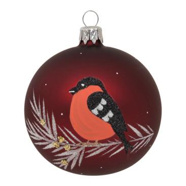 boule de Noël TRADITIONS