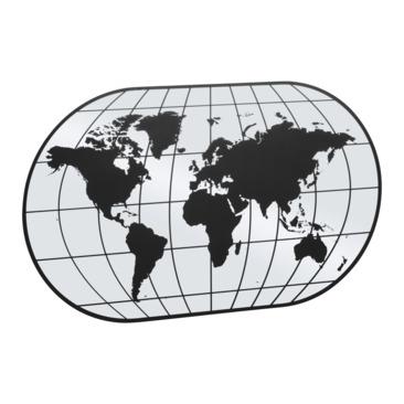 Spiegel World map
