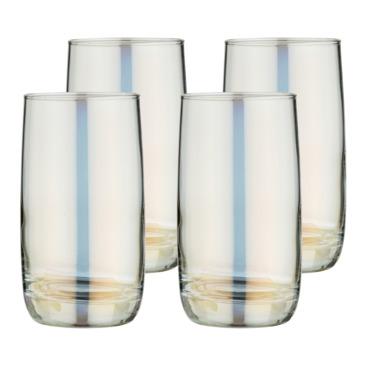 Longdrinkglas-Set SHINY