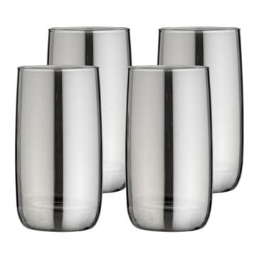 set di bicchiere da long drink SHINY