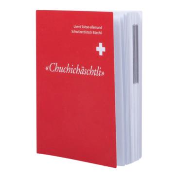 Geschenkbuch HELVETIA