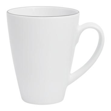 tasse à café LIDO BLACK LINE