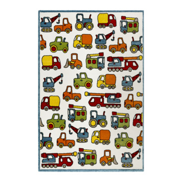 tapis pour enfants Vehicles