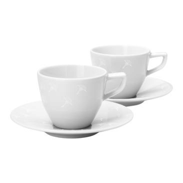 Espressotassen-Set DINING GLAMOUR