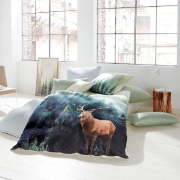 Bettwäschegarnitur BED ART J