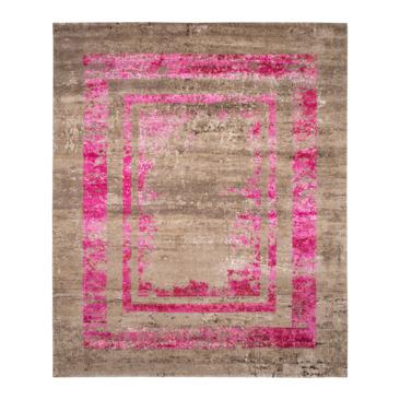 tapis d'Orient modernes Tib. Nepal Artwork