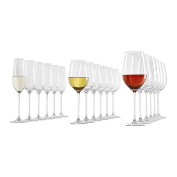 set de verres FORTISSIMO