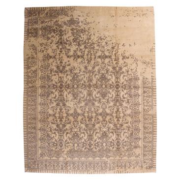 moderne Orientteppiche Tib. Nepal Erased Classic