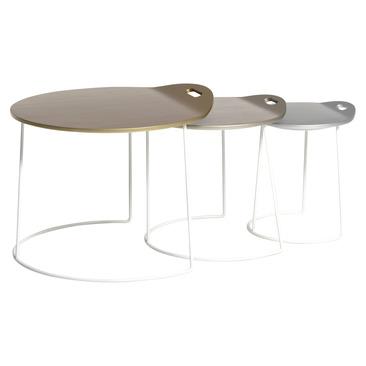 tavolino di complemento POMPAPLES