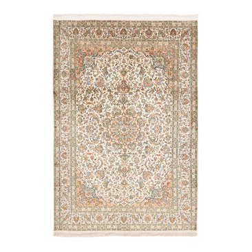 tappeti orientali classici Kashmir Seide Indien