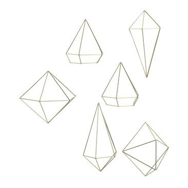 Wandschmuck Cubes