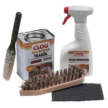 set di manutenzione e pulizia PFLEGEMITTEL-2693