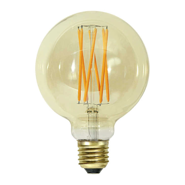 lampadina E27 LED GOLD