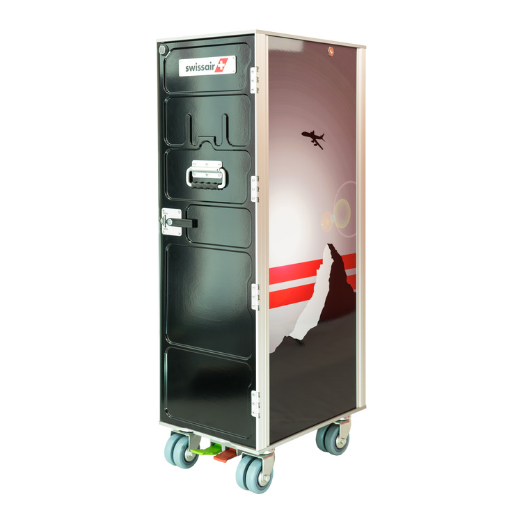 corps AIRLINE TROLLEY