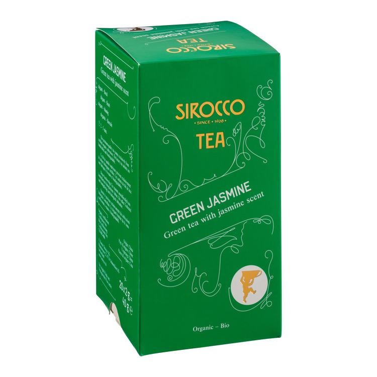 tè GREEN JASMINE