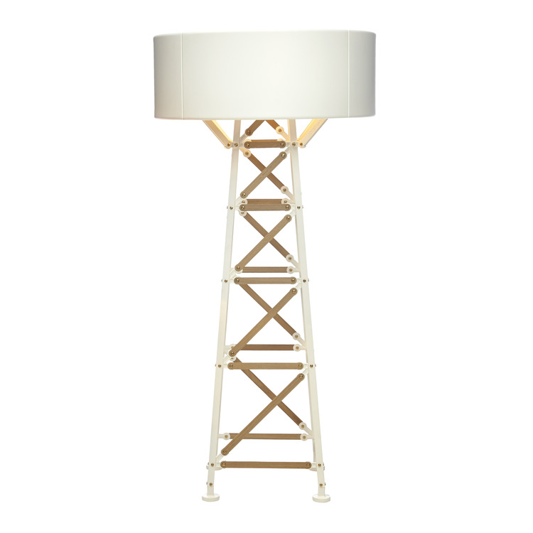lampadaire Construction