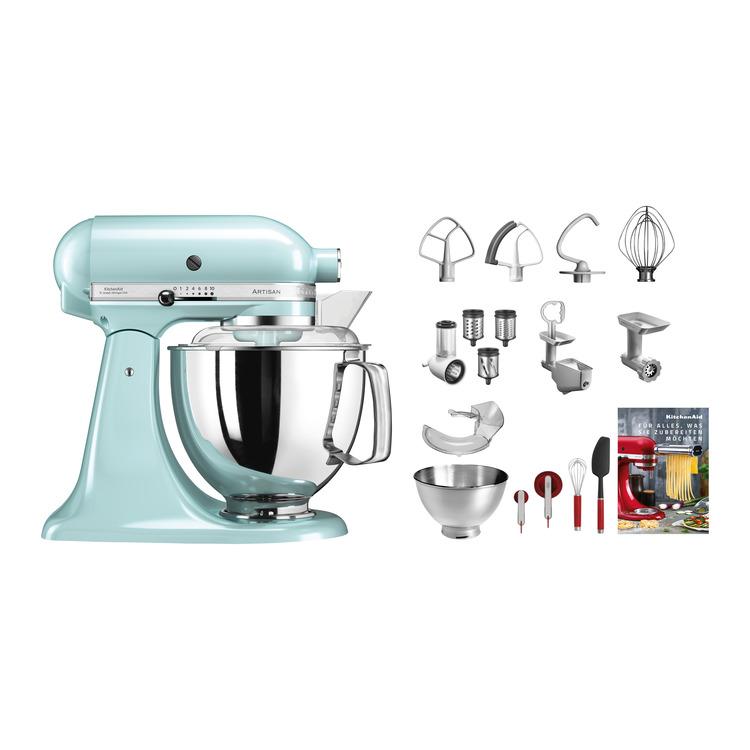 Küchenmaschine Jubi-Set Swiss Edition KSM 200