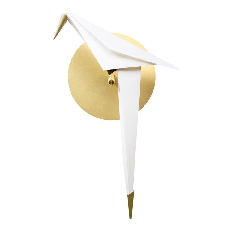 lampada da parete Perch
