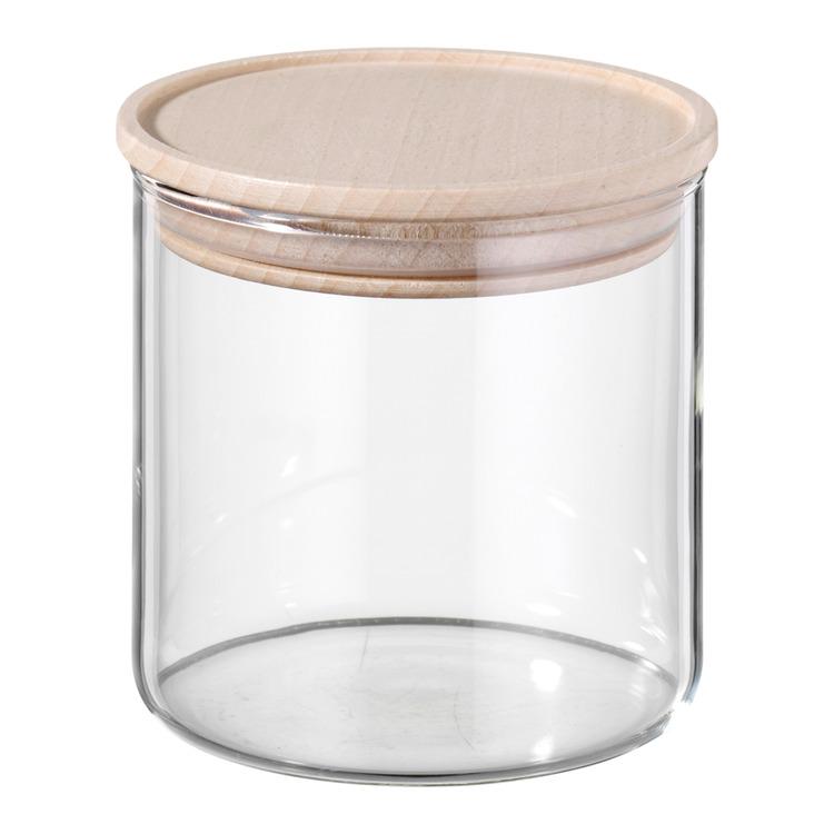 pot de stockage en verre JAR