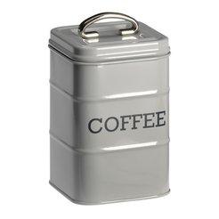 barattolo per caffè TIN