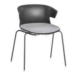 sedia con braccioli COVE-105