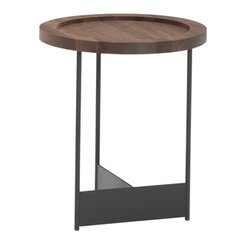 tavolino di complemento 7735 NOCE