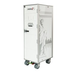 corpo AIRLINE TROLLEY