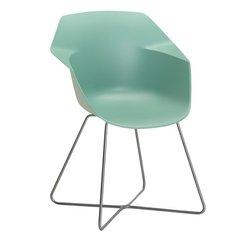 chaise à accoudoirs WILA