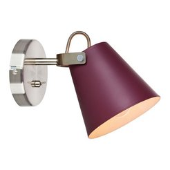 lampada da parete TRIBE