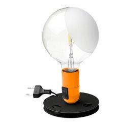 lampada da tavolo LAMPADINA