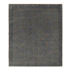 moderne Orientteppiche Tib. Nepal Domus