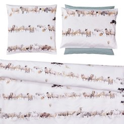 housse de duvet COUNTING SHEEP
