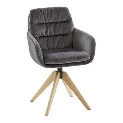 chaise à accoudoirs SANTA FEE