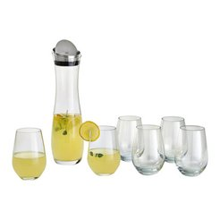 set de bicchieri & caraffa FRESCA