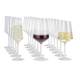 set bicchieri PUCCINI