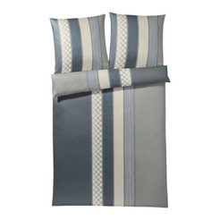 housse de duvet CORNFLOWER STRIPES