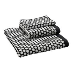 asciugamano B&W