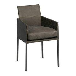 chaise à accoudoirs TEXAS ORIGIN