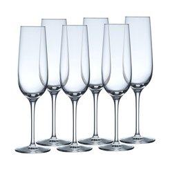 set di 2 bicchieri da spumante BASIC 2.1