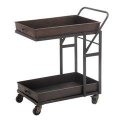 chariot de service Baker