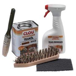 set di manutenzione e pulizia PFLEGEMITTEL
