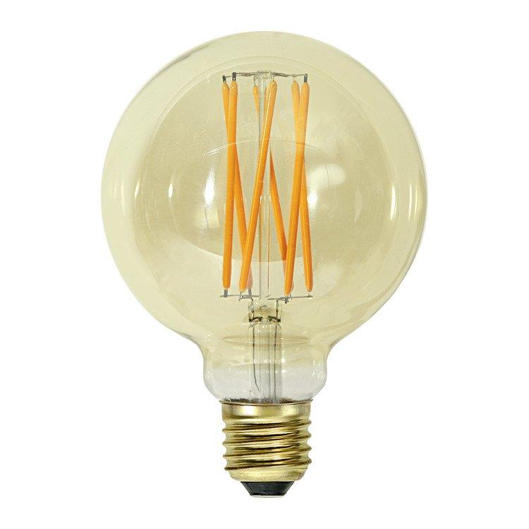 Leuchtmittel E27 LED GOLD