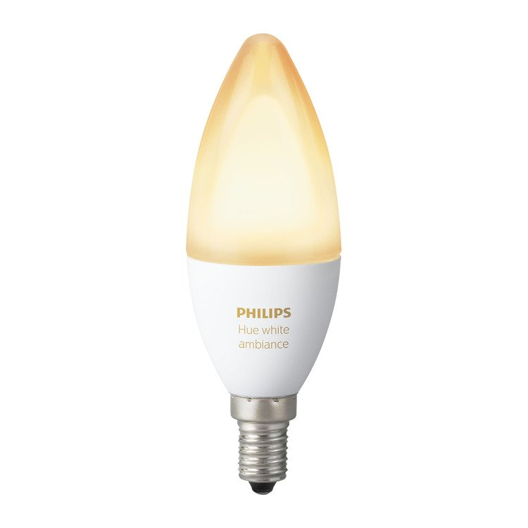 Leuchtmittel E14 LED HUE