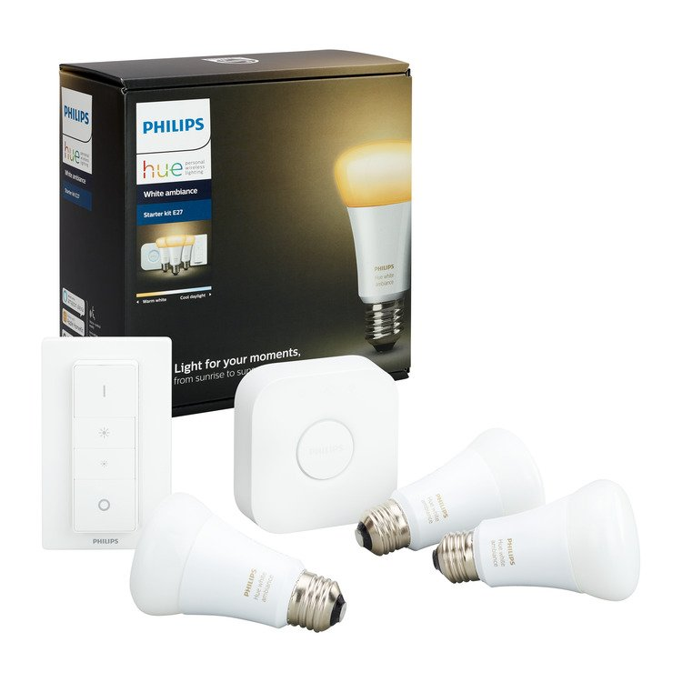Leuchtmittel E27 LED HUE