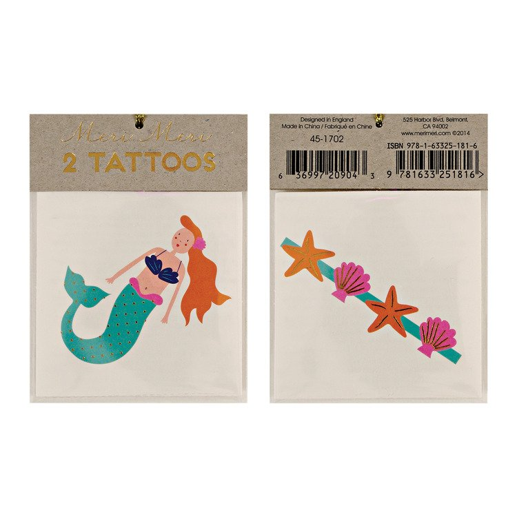 Kinder-Tattoo PARTY