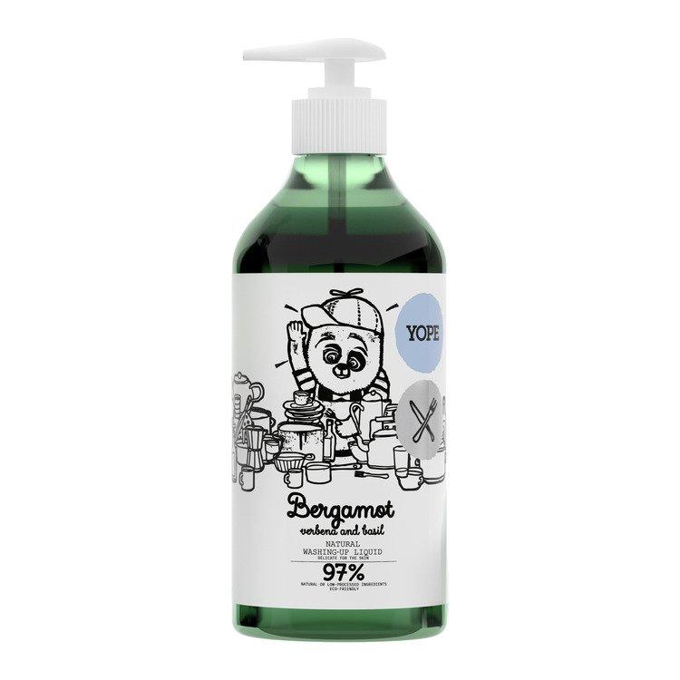 produit vaisselle BERGAMOT