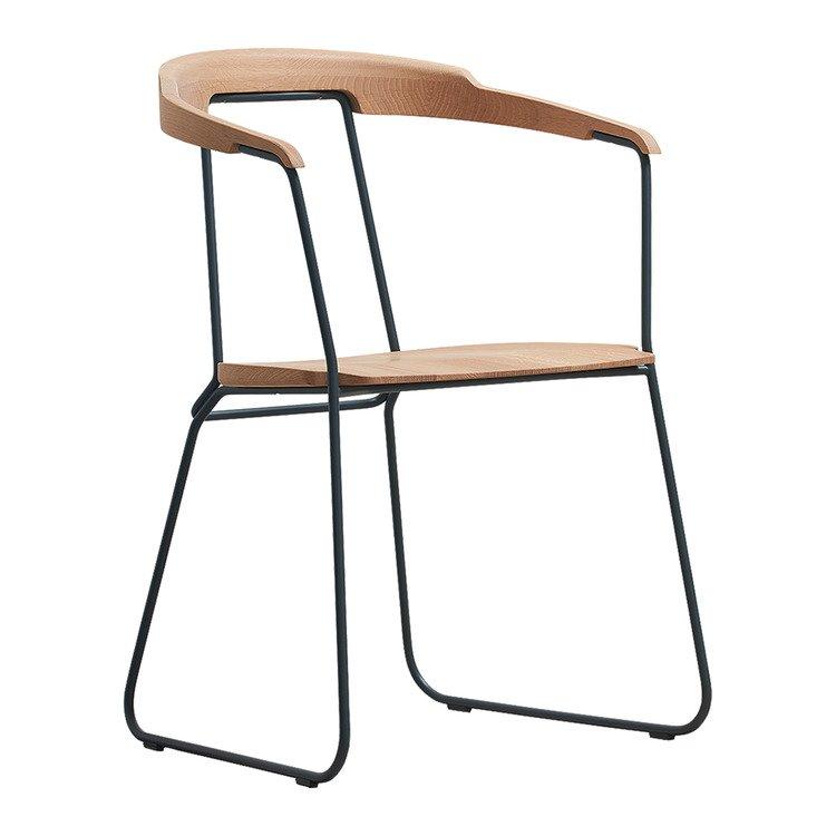 chaise à accoudoirs YAK