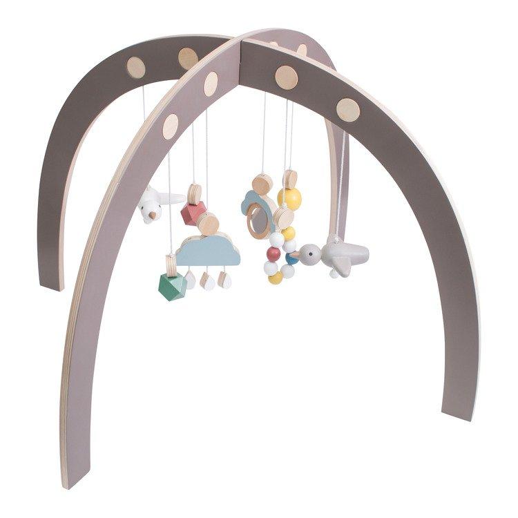 Spielzeug BABY-GYM