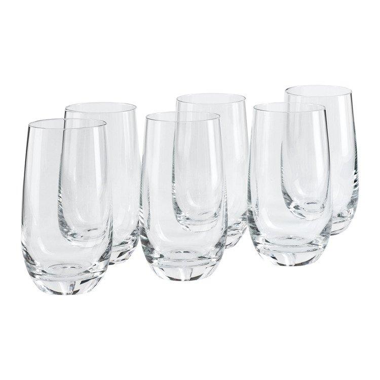 set de verres à longdrink verismo